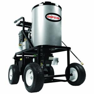 Simpson King Brute 3028 3,000 psi 2.8 GPM Briggs & Stratton 249cc Engine Gas... by Simpson