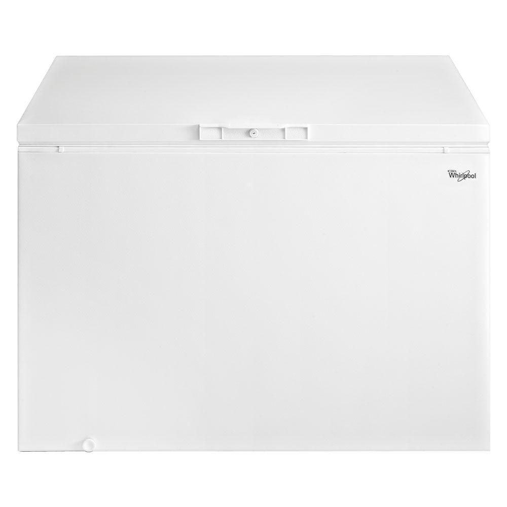 Whirlpool 14.8 cu. ft. Chest Freezer in White