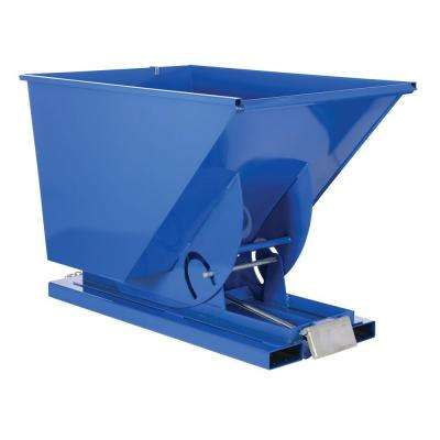 6,000 lb. Capacity 1.5 cu. yd. Heavy-Duty Self-Dump Hopper