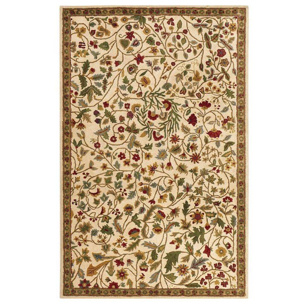 Home decorators collection bristol beige 5 ft x 8 ft for Decorators collection rugs
