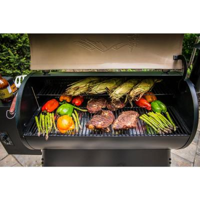 Traeger Grills Outdoor Cooking The Home Depot