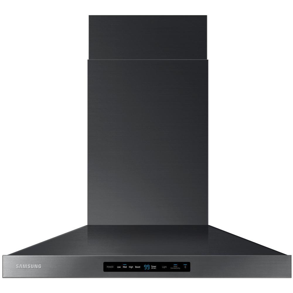 Samsung 30 In Wall Mount Range Hood Touch Controls
