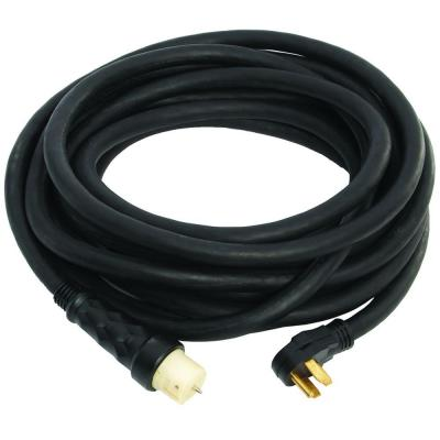 25 ft. 50 Amp Male to Female Generator Cord