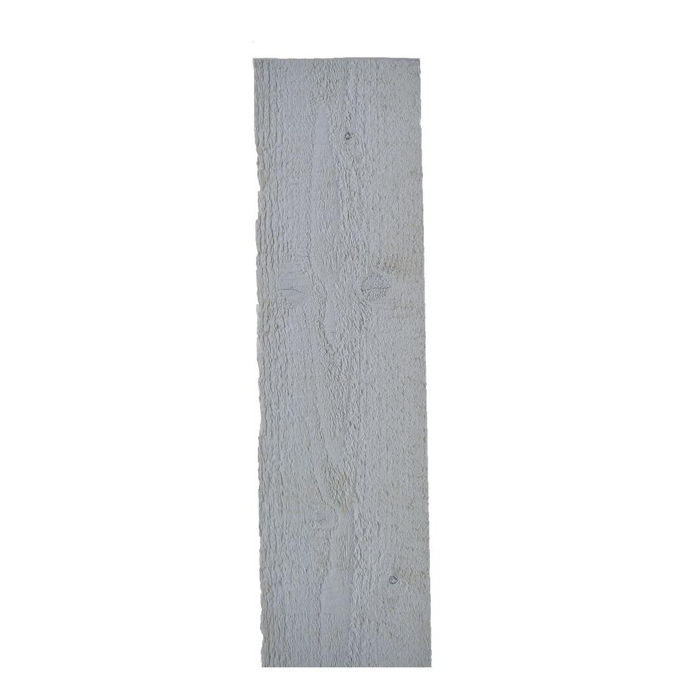 Trim Board Primed Wood Fascia (Nominal: 2 in. x 6 in. x 16 ft.; Actual: 1.375 in. x 5.375 in. x 192 in.)