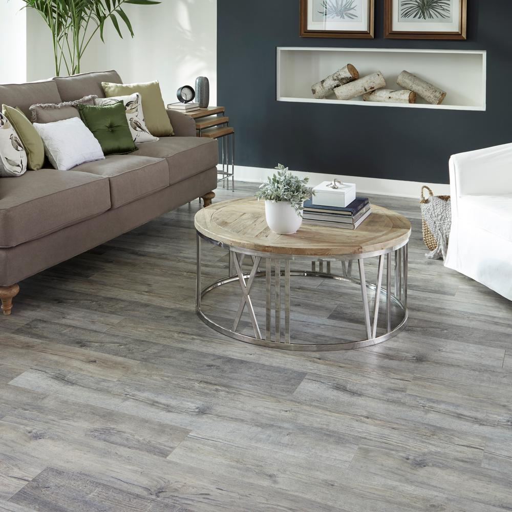 EIR Ardwick Tan Oak 12 mm Thick x 7-1/2 in. Wide x 50-2/3 in. Length Laminate Flooring (18.42 sq. ft. / case)