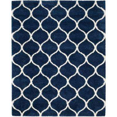 rug shag rugs image royal area product blue view haiku