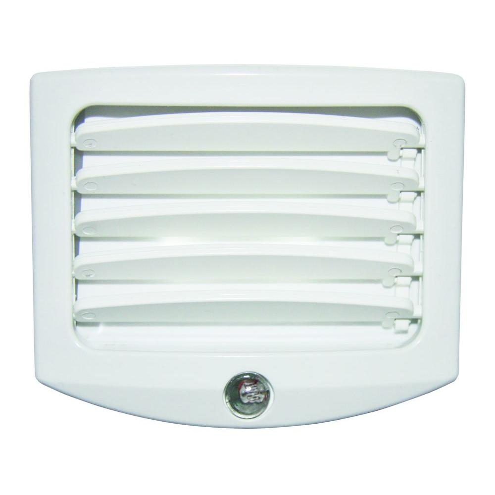 Meridian 0.5-Watt Directional Theatre Style Automatic LED Night Light