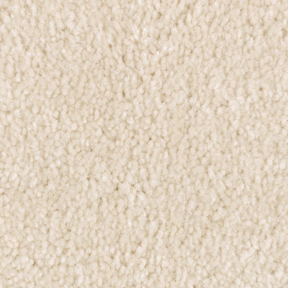 Mason II - Color Serenity Texture 15 ft. Carpet