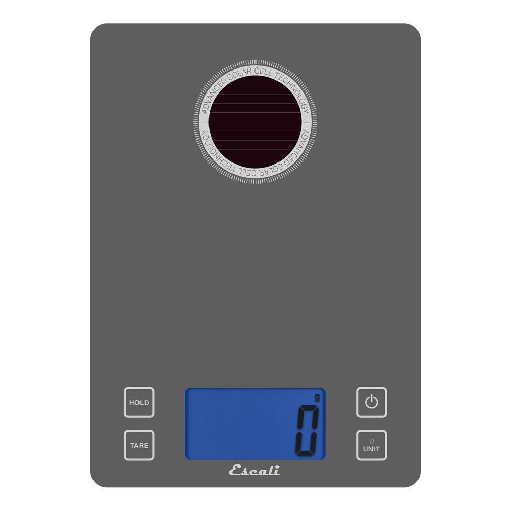 Stela Solar USB Kitchen Scale