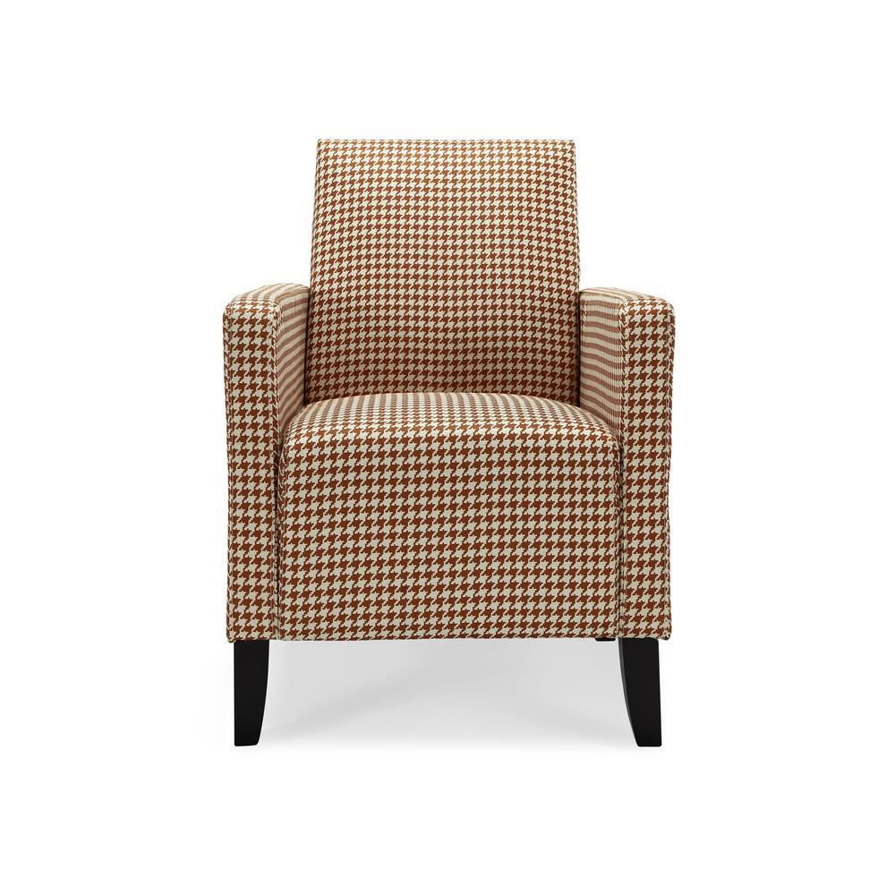 Slice Scotty Henna Accent Chair