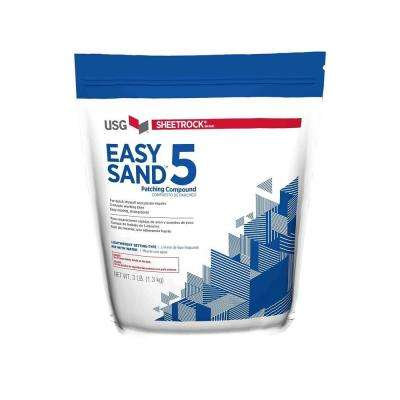 3 lb. Easy Sand 5 Lightweight Setting-Type Joint Compound