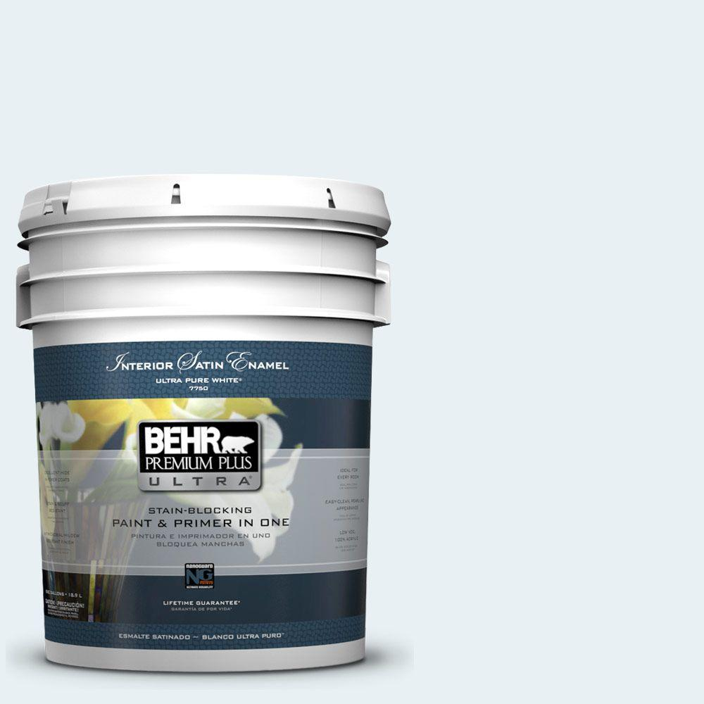 5-gal. #550E-1 Breaker Satin Enamel Interior Paint