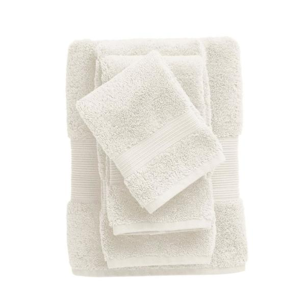The Company Store Legends Regal Egyptian Cotton Wash Cloth in Pearl