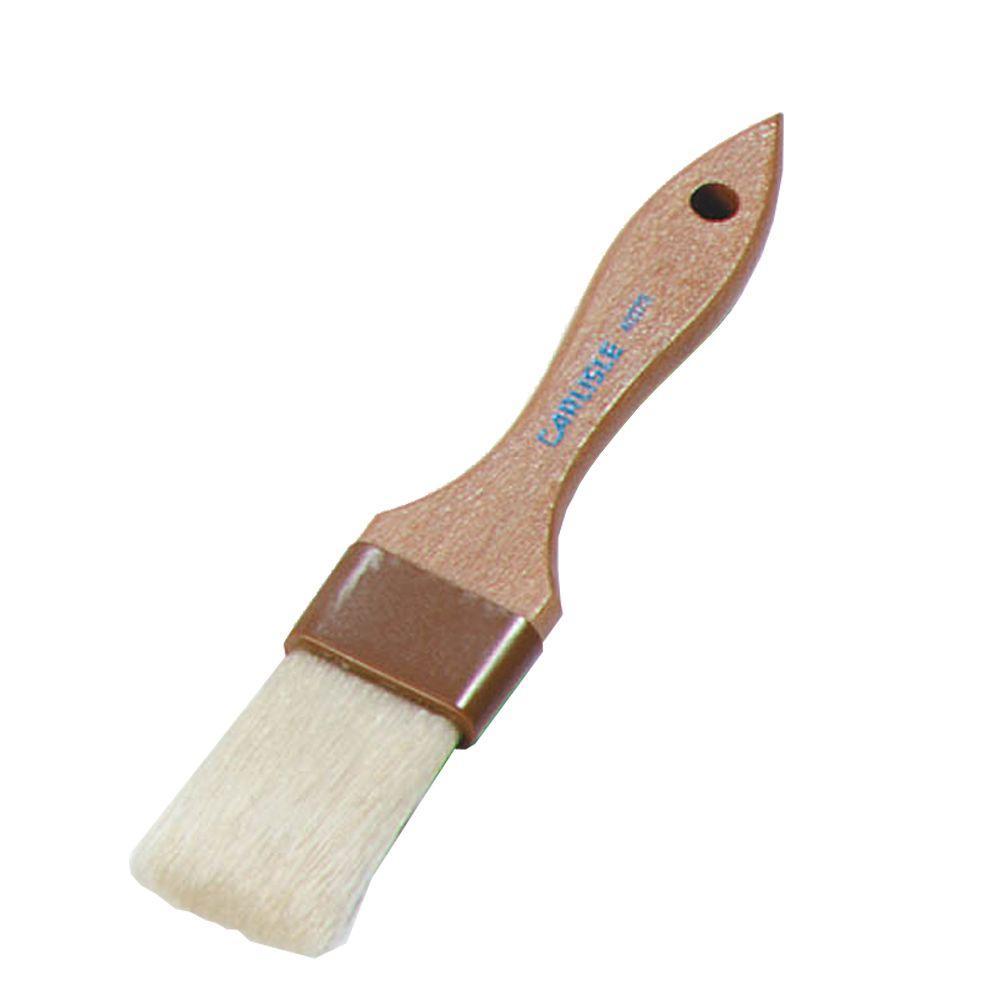 1.5 in. Flat Boar Basting Scrub Brush (Case of 12)