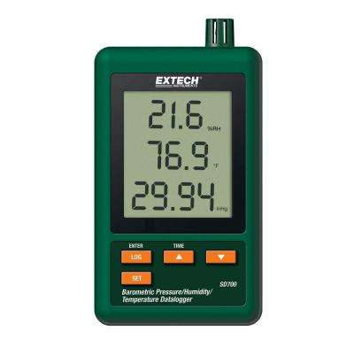 Pressure, Humidity and Temperature Data Logger