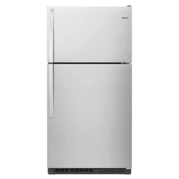 Whirlpool WRT311FZDZ 20 Cu. Ft. Freestanding Top Freezer Refrigerator