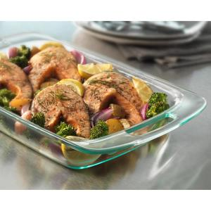 Pyrex 14-Piece Glass Bake and Store Bakeware Set by Pyrex