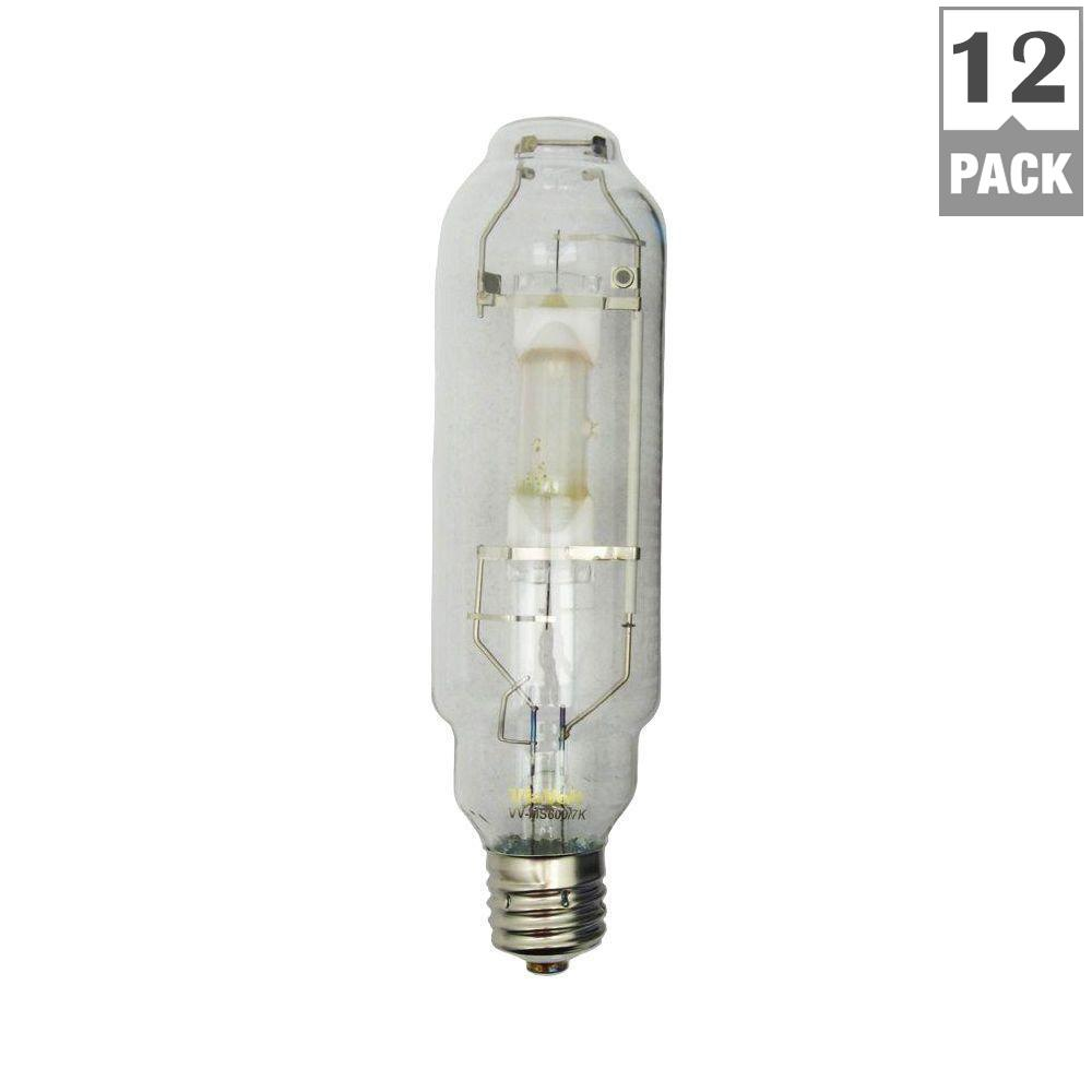 Metal Halide Lights Home Depot: ViaVolt 600-Watt Metal Halide Replacement HID Grow Bulb