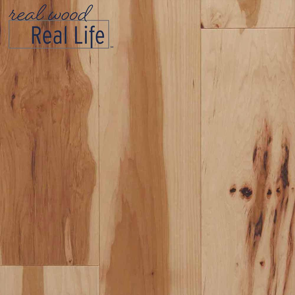 Today only: Up to 25% off Select Hardwood, Vinyl, and Wood-Look Flooring