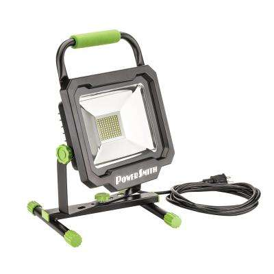 50-Watt 5000 Lumens Portable LED Work Light