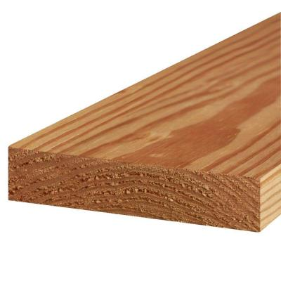 4 in  x 12 in  x 20 ft  Prime #1 Douglas Fir Lumber-139854