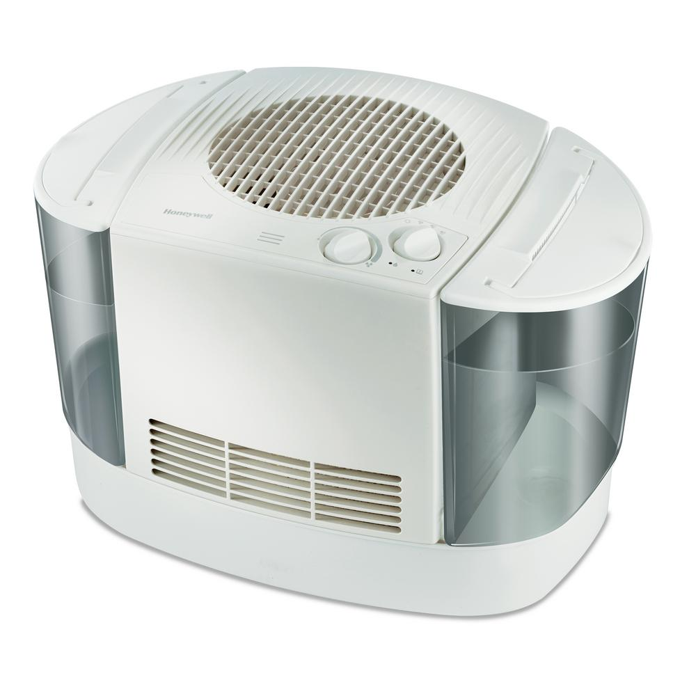 Cool Mist Removable Top Fill Console Humidifier