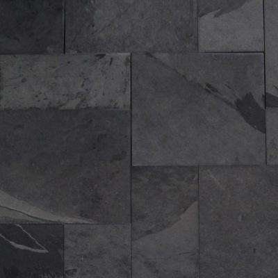 Hampshire Pattern Gauged Slate Floor and Wall Tile (5 Kits / 80 sq. ft. / pallet)