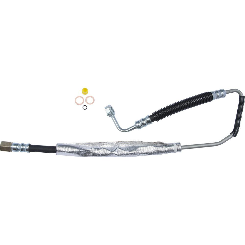 Power Steering Pressure Line Hose Assembly-Pressure Line Assembly Gates 365554