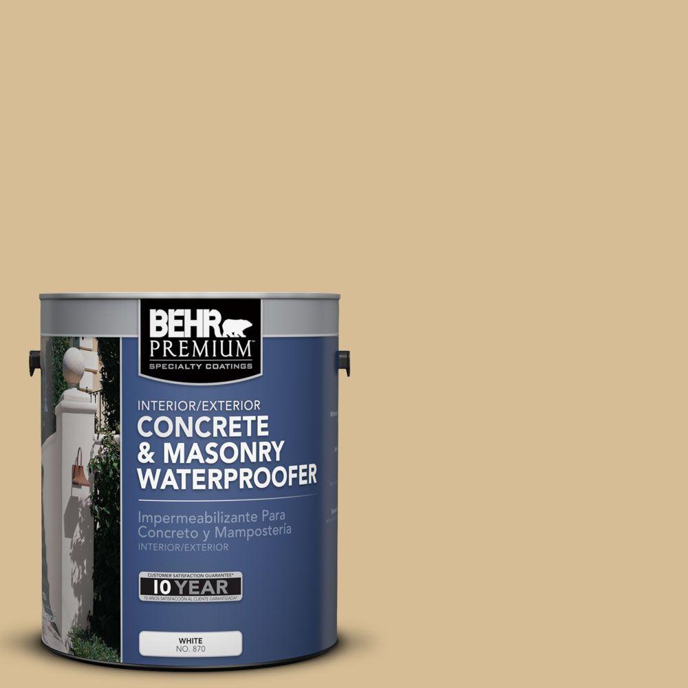 1 gal. #BW-50 Wheat Harvest Concrete and Masonry Waterproofer