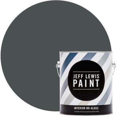 1 gal. #516 Seaweed No Gloss Interior Paint