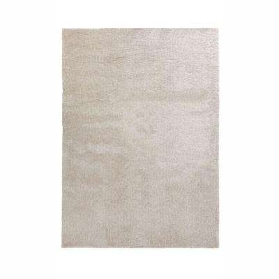Ethereal Cream Beige 3 ft. x 5 ft. Area Rug
