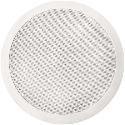 8 in. Dual Voice Coil Stereo Ceiling Speaker