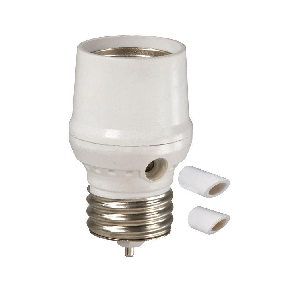 Outside At Dusk: Westek Dusk-to-Dawn Light Control For CFL