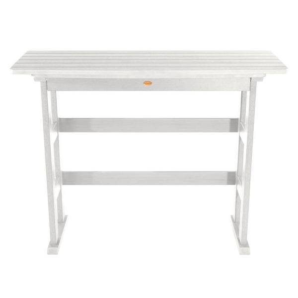 Highwood Lehigh White Rectangular
