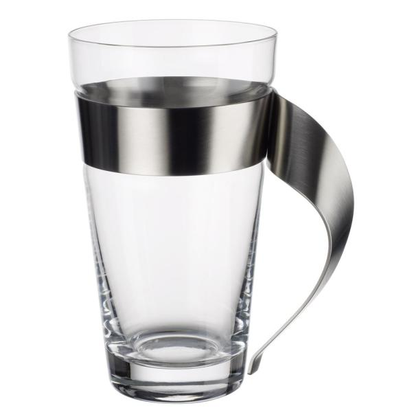 Villeroy & Boch New Wave 16 oz. Glass and Stainless Steel