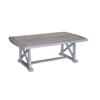 Surf Side Collection Teak Outdoor Dining Table