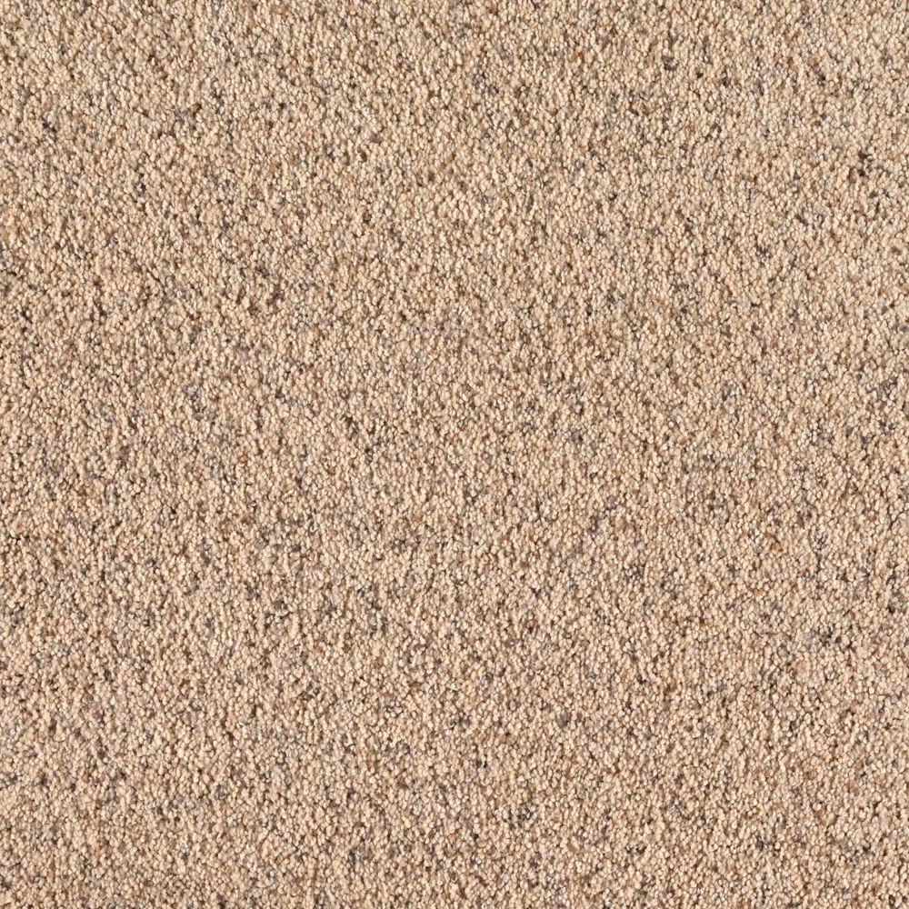 SoftSpring Lush II - Color Spun Silk 12 ft. Carpet