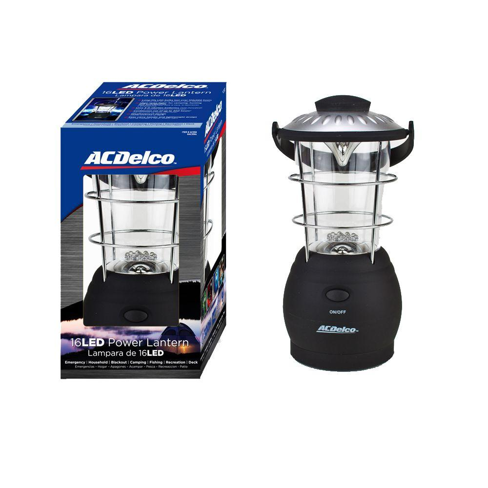 ACDelco 16 LED Power Camping Lantern