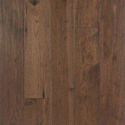 Take Home Sample - Big Sky Collection Stampede Hickory Engineered Hardwood Flooring - 5 in. x 7 in.