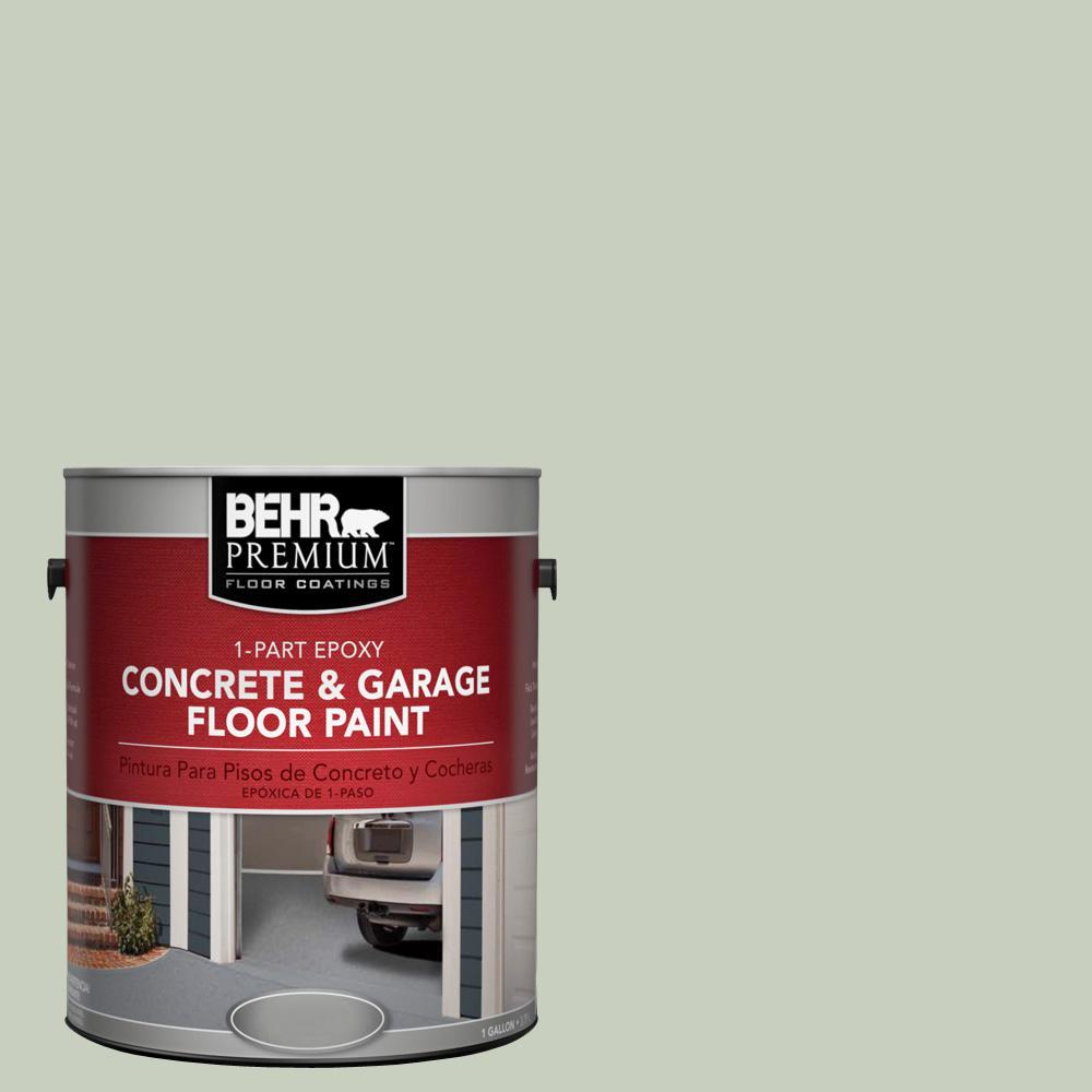 1 gal. #PPF-25 Terrace View 1-Part Epoxy Concrete and Garage Floor Paint