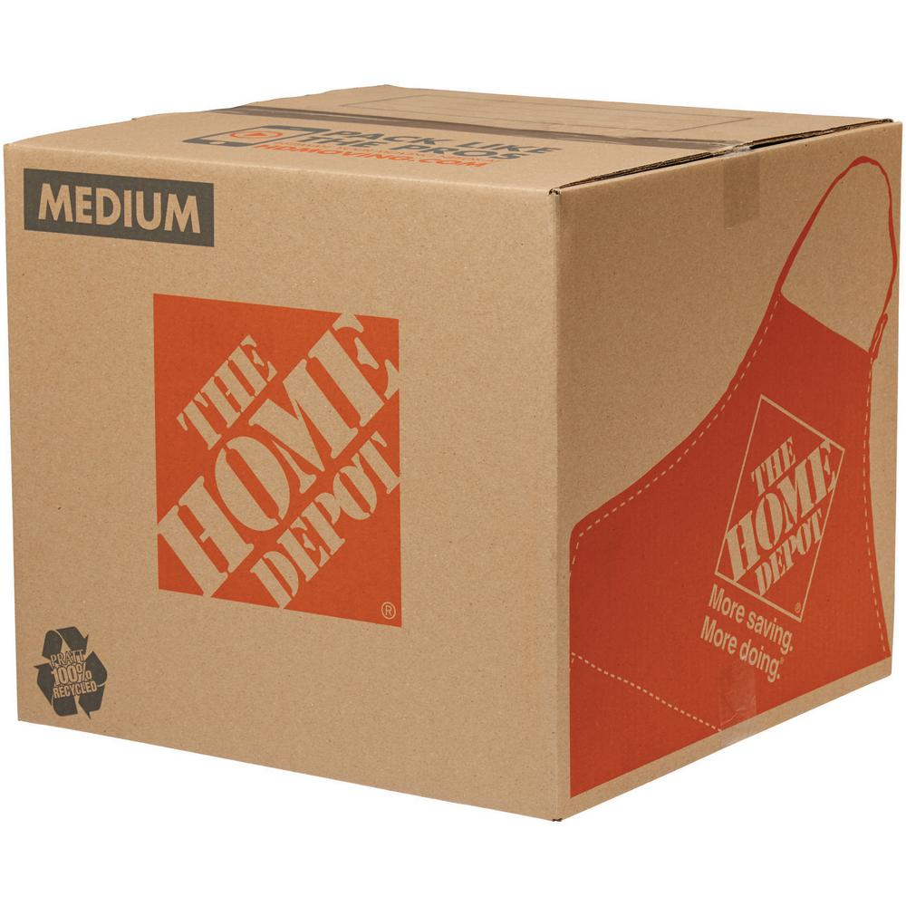 df60fe780123 This review is from 18 in. L x 18 in. W x 16 in. D Medium Moving Box