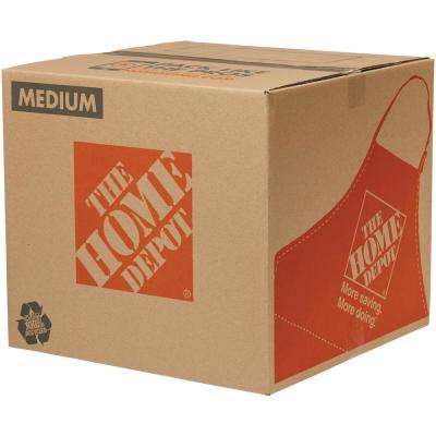 18 in. L x 18 in. W x 16 in. D Medium Moving Box