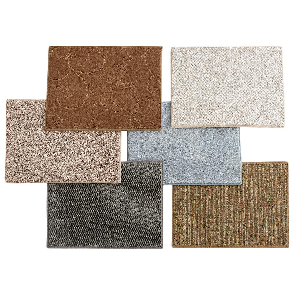 Mohawk 6-Piece Assorted Area Rug Set 18 In. X 24 In. Bound