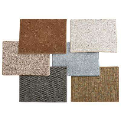 6 Piece Orted Area Rug Set 18 In X 24 Bound Carpet