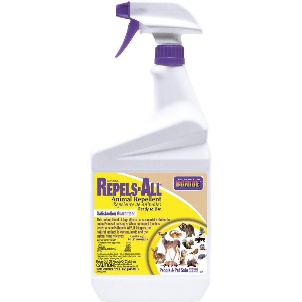 Bonide Bonide 32 oz. Repels-All Animal Repellent Ready-To-Use