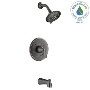 Pfister Ladera Single-Handle 3-Spray Tub and Shower Faucet in ...
