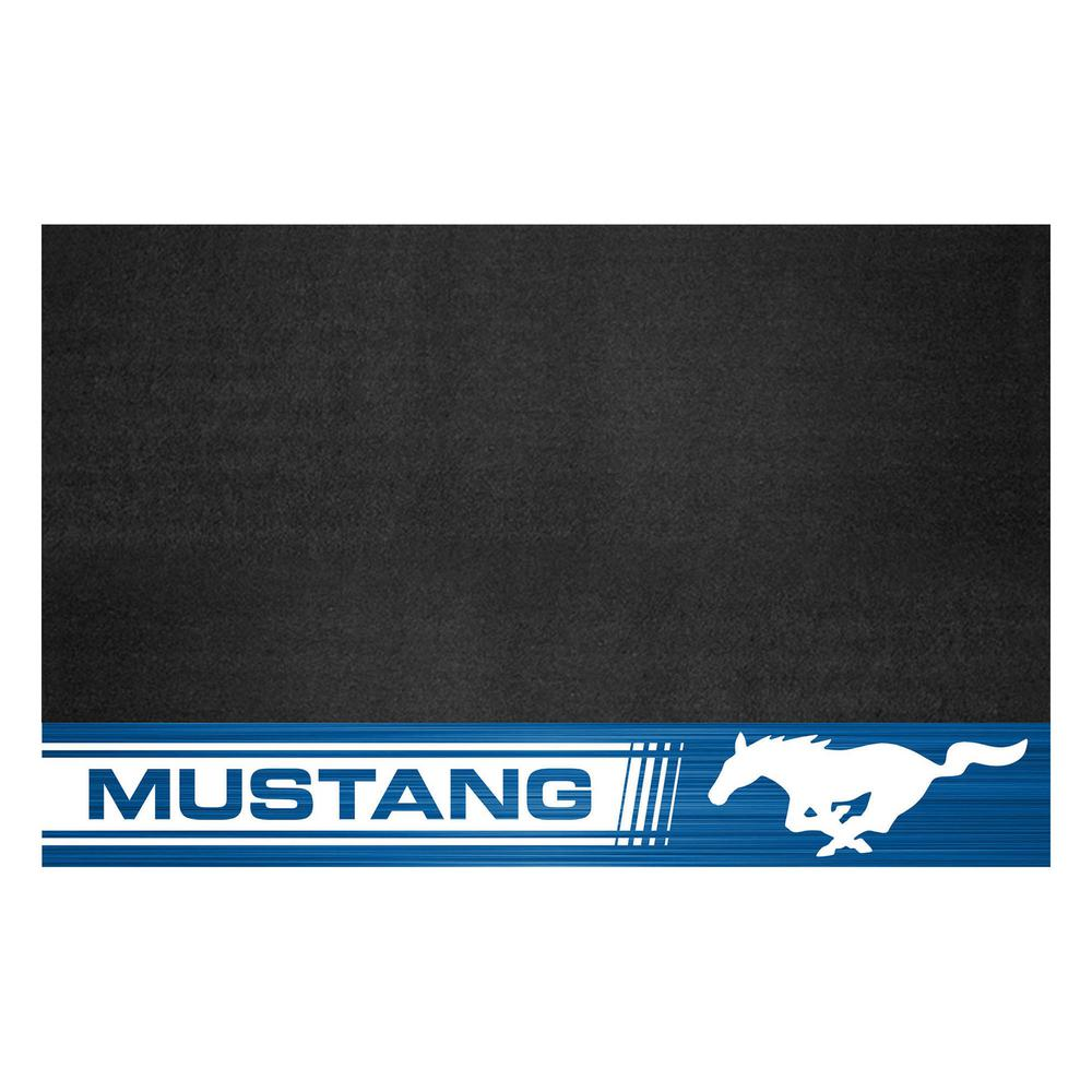 Ford - Mustang Horse 42 in. x 26 in. Vinyl Grill