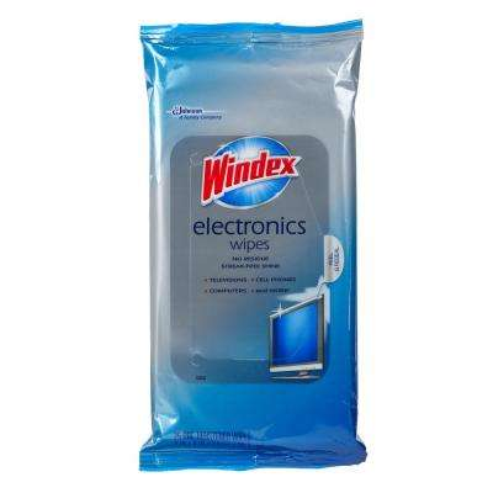 25 ct. Electronics Wipes (Case/12)
