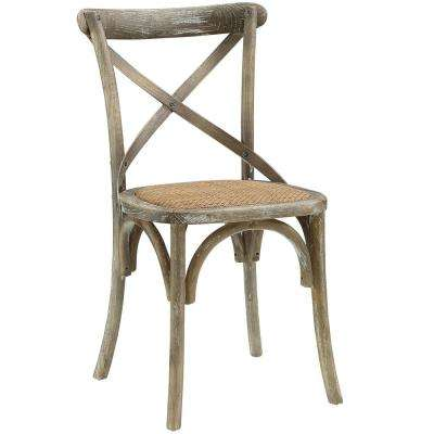 Gear Gray Dining Side Chair