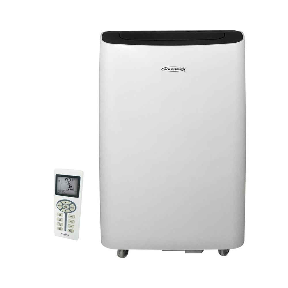 Charmant Soleus Air 10,000 BTU Portable Air Conditioner With Dehumidifier And Remote